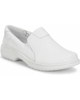 Nurse Mates Meredith - Womens 7.5 White Slip On Medium