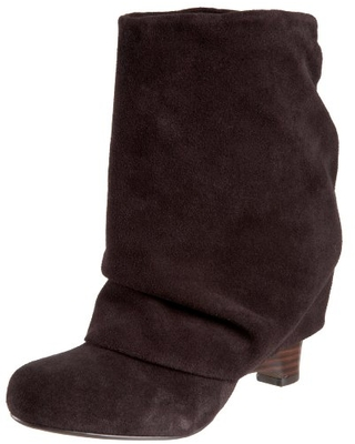 Naughty Monkey Women's Hide Out Boot,Chocolate,8.5 M US