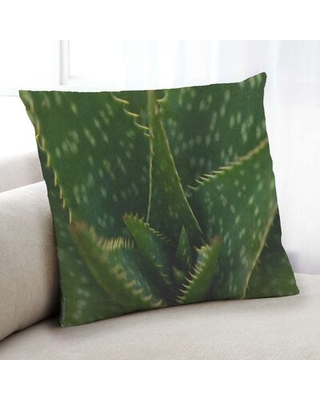 Plants Leaves 123 Throw Pillow Floral Throw Pillow
