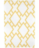 Ivy Bronx Sailer Beach Towel IVBX7474 Color: Yellow