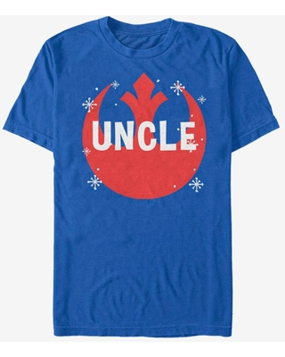Star Wars Overlay Uncle T-Shirt