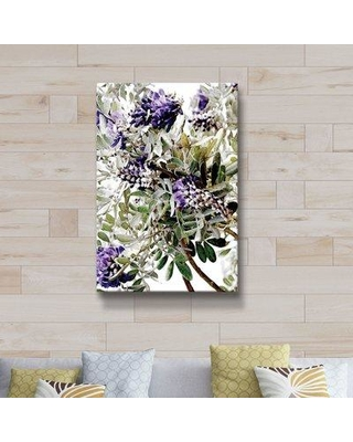 "August Grove '1st Blooms of Spring' Photographic Print on Canvas BI187908 Format: Wrapped Canvas Size: 36"" H x 24"" W x 2"" D"
