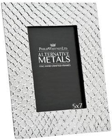 Philip Whitney Alternative Metals Mesh Picture Frame 21200