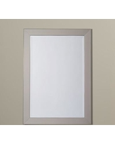 Alcott Hill Stainless Rectangle Wall Mirror ALCT5326