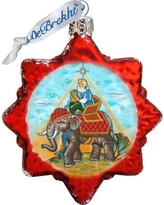 The Holiday Aisle Gaspar Three Kings Glass Ornament THLY6714