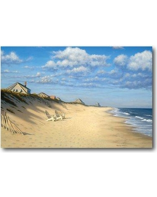 Highland Dunes 'On the Bluffs I' Graphic Art Print on Wrapped Canvas BI065710