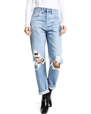 d54ba92916f Savings on AGOLDE '90s Fit Mid Rise Loose Fit Jeans