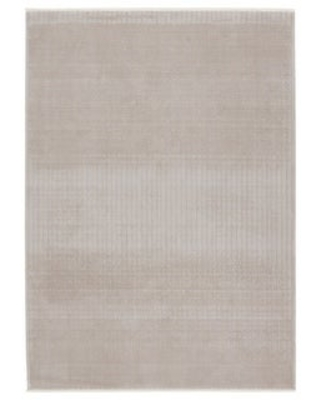 Arion Solid Taupe/ Light Gray Area Rug