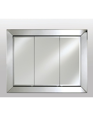 Afina 51 in. x 40 in. Radiance Cabinets Recessed Medicine Cabinet