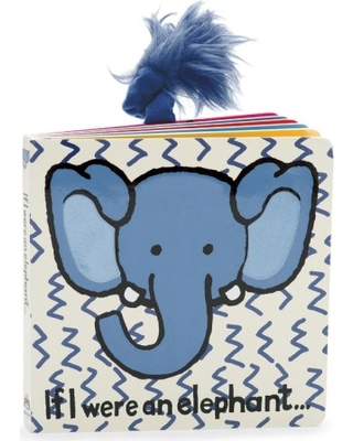 Infant 'If I Were An Elephant' Board Book