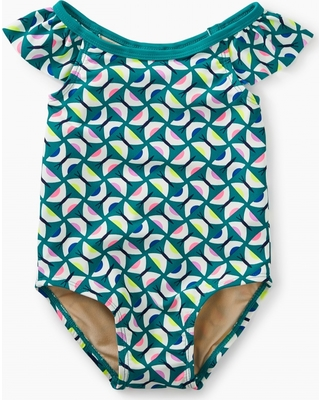 Tea Collection Baby One-Piece