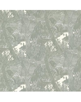 "Brewster Home Fashions Sandudd Moominvalley Forest 36.75' x 20.5"" Wallpaper Roll SD5166-1 / SD5166-3 Color: Dark Gray"