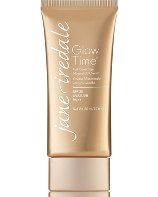 Jane Iredale Glow Time Full Coverage Mineral Bb Cream Broad Spectrum Spf 25, Size 1.7 oz - Bb4