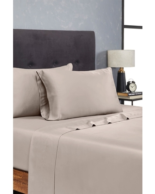 MODERN THREADS Italian Hotel Collection 1000 Thread Count 100% Cotton Sheet Set - Oat - California King at Nordstrom Rack