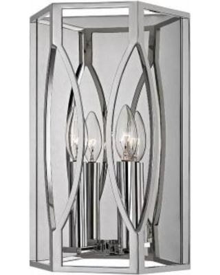 Hudson Valley Lighting Roswell 14 Inch Wall Sconce - 6502-PN