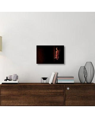 """East Urban Home 'Inner Peace' Photographic Print On Wrapped Canvas ERNH2012 Size: 16"""" H x 24"""" W x 1.5"""" D"""