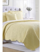 Modern. Southern. Home.™ Yellow Scalloped Tiles Quilt