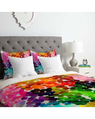 East Urban Home Duvet Cover Set EUNH5814 Size: King