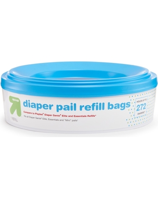 Diaper Pail Refill Bags - Up&Up