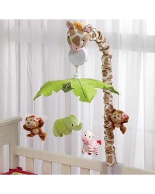 Carter's Jungle Musical Mobile 5042079