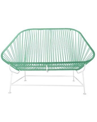 Innit InLove Loveseat 14-04- Color: Mint/White