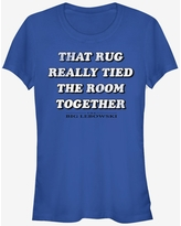 Rug Really Tied Room Together Girls T-Shirt