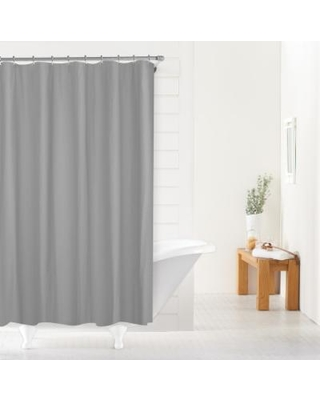 SONOMA Goods For LifeTM Heavy Weight Fabric Shower Curtain Liner Grey