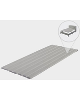 Greaton 0.75-Inch Heavy Duty Vertical Mattress Support Wooden Bunkie Board/Slats with Covered, Twin