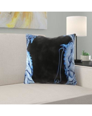 East Urban Home Anatomical Throw Pillow W000374520