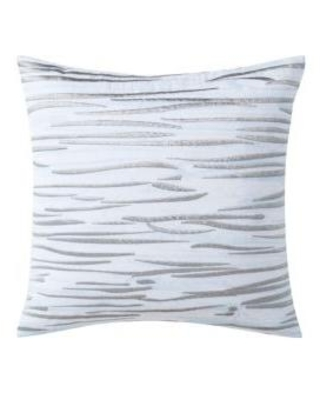 Charisma Grey And Blue Fairfield Decorative Pillow