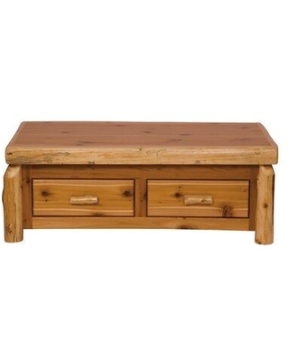 Loon Peak Lytle Lift Top Coffee Table 14110 / 14111 Color: Armor finish