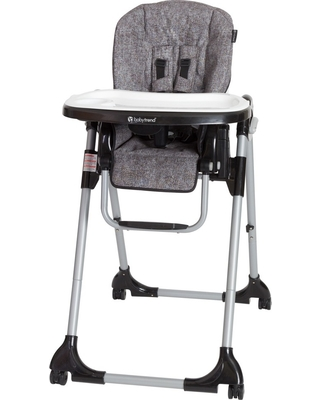 baby trend a la mode snap gear 5in1 high chair java