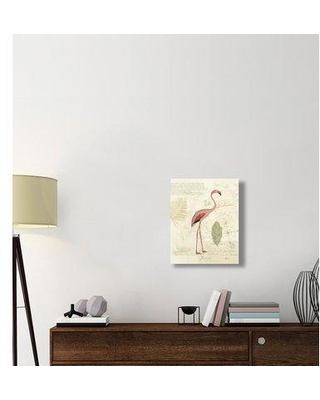 """East Urban Home 'Floridian I' Graphic Art Print on Canvas ERBR1827 Size: 24"""" H x 20"""" W x 1.5"""" D"""
