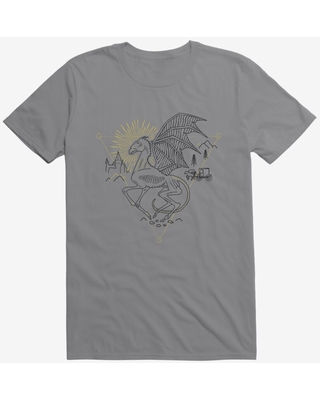 Harry Potter Thestral Outline T-Shirt