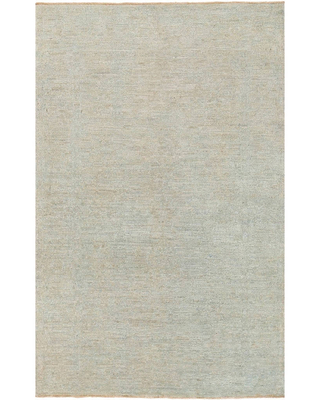 Handmade One-of-a-Kind Over-dyed Oushak Wool Rug (Afghanistan) - 4' x 6'2 (4' x 6'2)