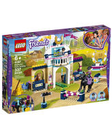 LEGO Friends - Stephanie's Horse Jumping - Building & Construction for Ages 6 to 10 - Fat Brain Toys