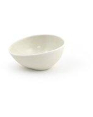 Front Of The House Kiln® Condiment Server (Set of 4) ASC024P23 Color: Vanilla Bean
