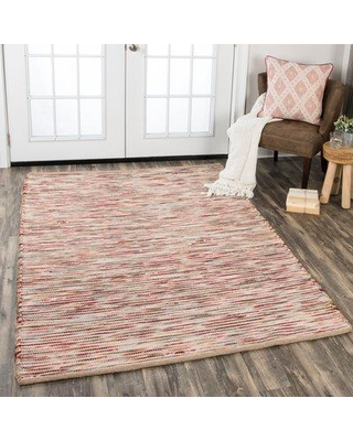 Get This Deal On Highland Dunes Holler Handwoven Woolarea Rug Wool In Red Size Rectangle 8 6 X 11 6 Wayfair 7a9c48835d9349db8d39a675e82f026b