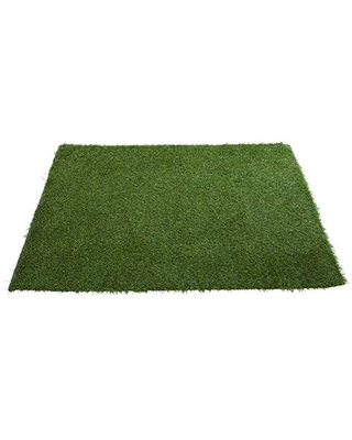 Nearly Natural 3ft. x 4ft. Artificial Professional Grass Turf Carpet UV Resistant (Indoor/Outdoor) Silk Plants, Green