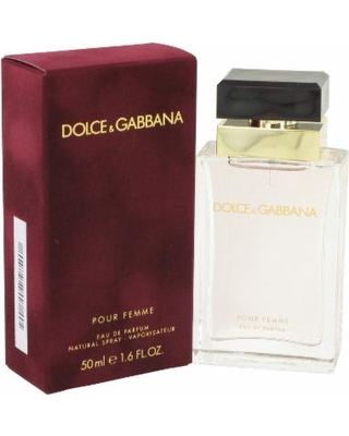 Dolce & Gabbana Pour Femme For Women By Dolce & Gabbana Eau De Parfum Spray 1.7 Oz
