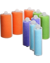 Goody Start. Style. Finish. Foam Rollers - 36 ct, Multi-Colored