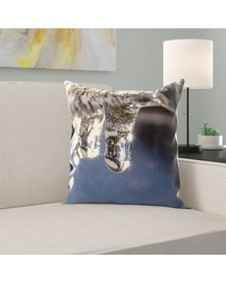 East Urban Home Icicle Throw Pillow W000217810