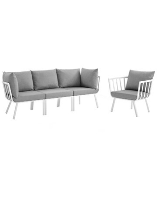 Montclaire Patio Sectional with Cushions