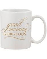 Here S A Great Deal On Boutte Good Morning Gorgeous Coffee Mug Symple Stuff Color Red