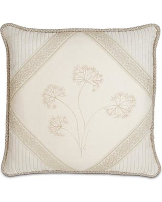 Eastern Accents Brookfield Hand-Painted Diamond Throw Pillow BKF-11