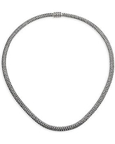 John Hardy Women's Classic Chain Sterling Silver Extra-Small Necklace - Silver