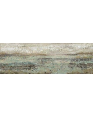 """Williston Forge 'Pastels and Rust IV' Acrylic Painting Print on Wrapped Canvas BI132985 Size: 20"""" H x 60"""" W x 1.5"""" D"""