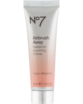No7 Airbrush Away Radiance Boosting Primer - 1oz, Clear