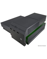 FD 2TB Xbox One X SSD - XSTOR - Easy Attach Design for Seamless Look with 3 USB Ports - (XOXA2000S) by Fantom Drives