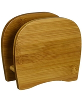 Lipper International 951 Bamboo Wood Two-Tone Kitchen Cutting and Serving Board Large 15-3//4 x 11-3//4 x 3//4